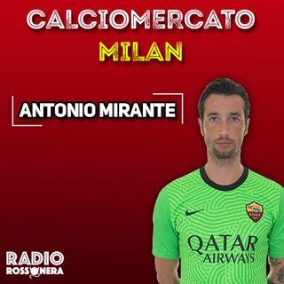 CALCIOMERCATO MILAN: ANTONIO MIRANTE, GARANTISCE MASSARA