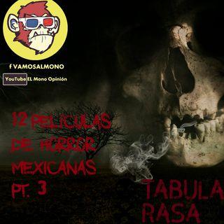 12 Películas mexicanas de horror más escalofriantes Pt. 3 ||Ft. El Mono, Vertebreaker y John Godínez