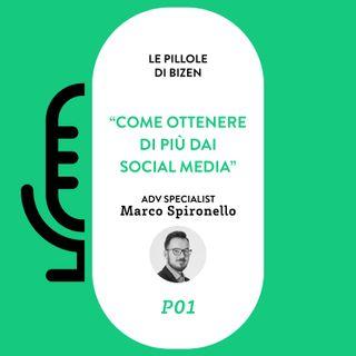 P01 - Come ottenere di più dai Social Media | Facebook