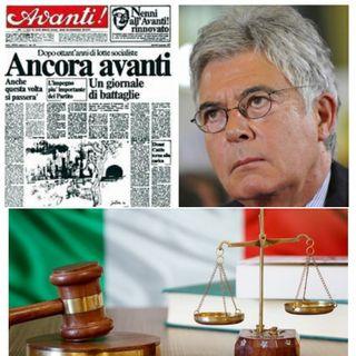 Claudio Martelli. Uno sguardo sull'Italia e sul mondo di oggi.