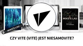 Mike's Lab - Czy VITE jest niesamowite? - Vite (VITE)