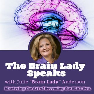 Brain Lady Julie Interviews Guest Dr. Anita Jackson