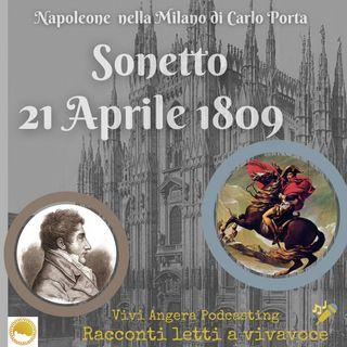 21 aprile 1809 ( Legge Anna Giulia)