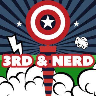 3rd & Nerd: Captain Marvel with Chris Vannini (3-9-19)