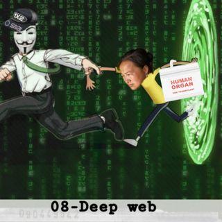 08- Paura e delirio nel Deep Web con Davi....MR X-FinePrimoTempo