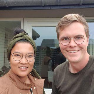 18. s. e. trinitatis. Heidi Sun Nielsen i samtale med Jørgen Paakjær Moeslund