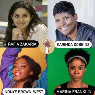 Against White Feminism With Rafia Zakaria
