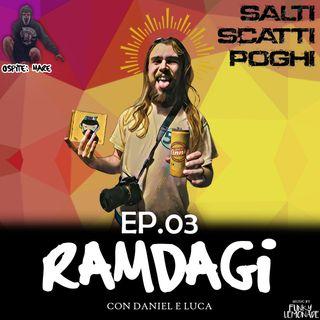 "I RAMDAGI - ""Salti. Scatti. Poghi"""