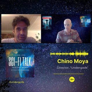 Chino Moya Director Of Undergods