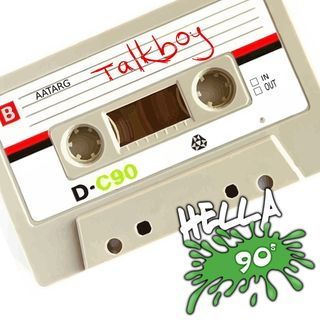 Talkboy: Not Your Dad's Voice Recorder