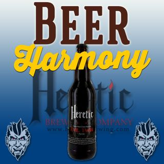 Heretic Brewing Evil Twin Red Ale