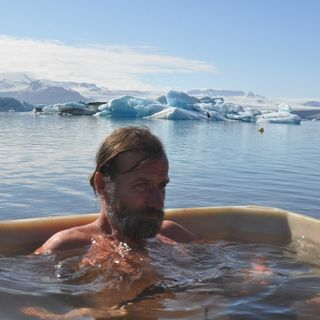 Conquer The Cold And Get Quantum Leaps In Performance In This Exclusive Interview With The Amazing Iceman Wim Hof.