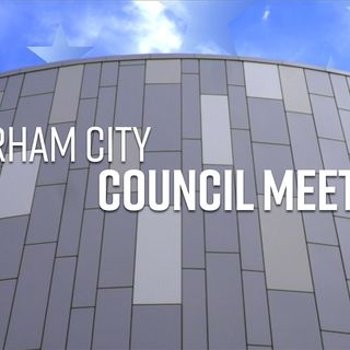 Durham City Council Oct 7, 2019 (Live Stream)