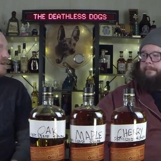 E.152:  Deathless Dog's Whiskey Wednesdays