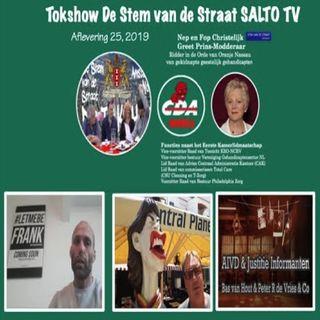 Zorg Maffia kidnappen geestelijk gehandicapten & Geen Rechtsbijstand  van Rutte & Co (afl.24,)