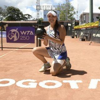 María Osorio campeona en Copa Colsanitas