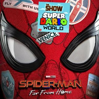 SDW Ep. 55: Spider-man: Far From Home