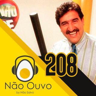Não Ouvo #208 - Minha TV dos Anos 90 (ft. Guga Mafra)
