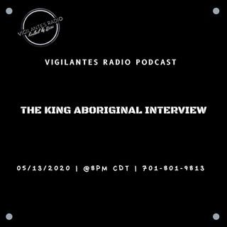 The King Aboriginal Interview.