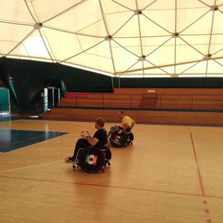 Wheelchair Rugby: alla scoperta del rugby in carrozzina