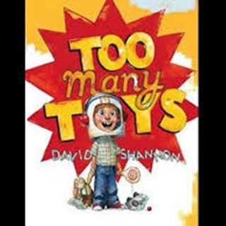 Shannon: Too Many Toys