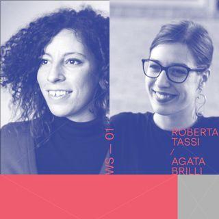 SMDW 2020 - Agata Brilli e Roberta Tassi