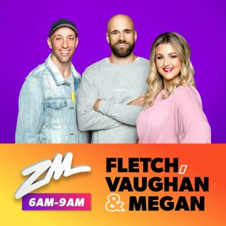 Fletch, Vaughan & Megan on ZM