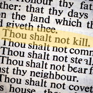 The Commandments I