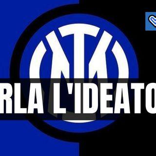 Inter, l'ideatore del nuovo logo spiega i motivi della scelta