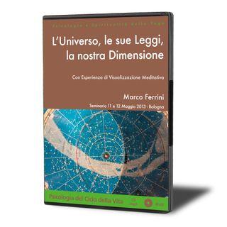 L'Universo, le sue Leggi, la nostra Dimensione