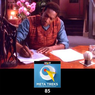 85: The Pen Is Mightier Than the Bat'leth