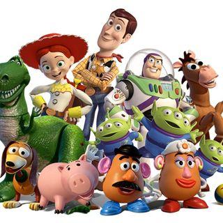Toy Story! Ed anche Argentina e Premier League