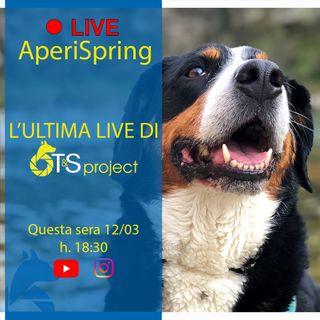 #02 AperiSpring LIve - L'ultima Live di T&S project