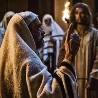 The Jewish Trial of Jesus