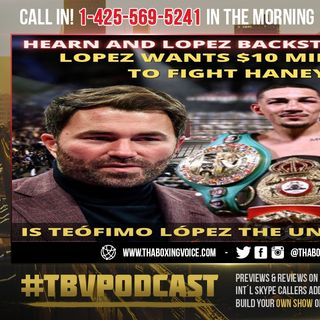 ☎️Teofimo Lopez vs Devin Haney🔥Neofimo Asking For 10 MILLION❓Does He NOT Want It To Happen❓