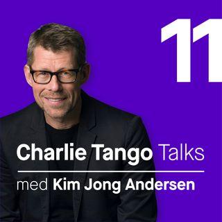 11 Charlie Tango talk med Kim Jong Andersen