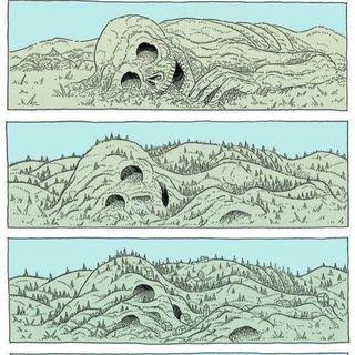 Flat earth - mud fossils - vegan - health - consciousness