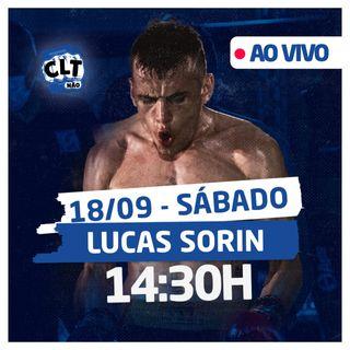 Conheça a trajetória do atleta bicampeão panamericano, Lucas Sorin!