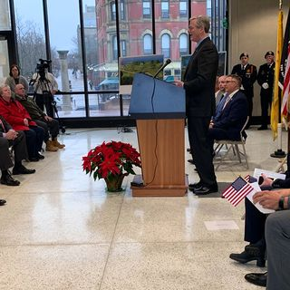 Gov. Baker Announces $600K For Fall River Vietnam Memorial