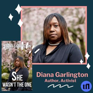 Diana Garlington Author of She Wasnt the One and Community Activist is my very special guest on The Mike Wagner Show!