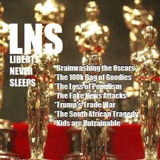 Liberty Never Sleeps 03/05/18 Show