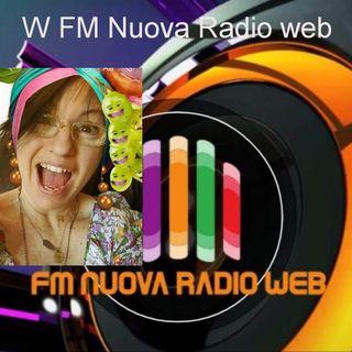 W FM Nuova Radio web, tutta musica italiana, condotto da DEBORA, 17/02/2021