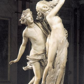 Apollo e Dafne Bernini