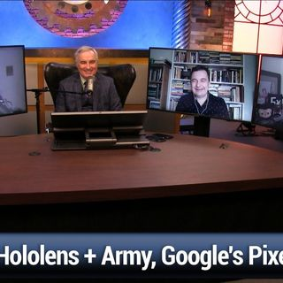 TWiT 817: TVPhreak997 - MS Build 2021, Hololens & US Army, ACLU's privacy letdown, Google's Pixel 6 chip