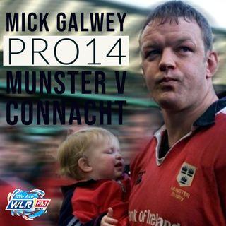 Mick Galwey - Munster v Connacht