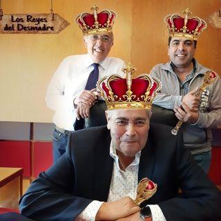 Los Reyes de la Carrilla Deportiva en Espacio Deportivo de la Tarde 14 de Mayo 2020