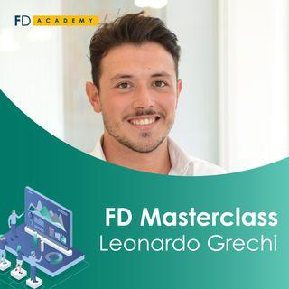 Fintech Masterclass: Leonardo Grechi (Walliance)
