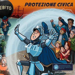 """""""I nostri diritti sono a rischio, ecco perché mi sono iscritta a Rinascimento Italia"""": la testimonianza di Gisella"""