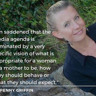 Feminism and Motherhood with Dr Penny Griffin
