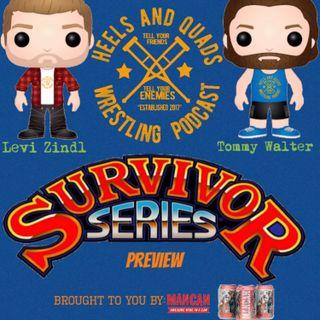 Survivor Series Preview